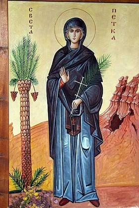 Празник Преподобне мати Параскеве