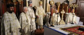 Недеља мироносица у Саборном храму у Новом Саду