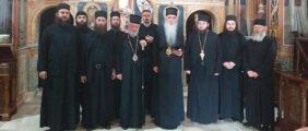 Владика Иринеј посетио манастир Тумане