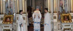 Прослава Ивањдана у Саборном храму у Новом Саду