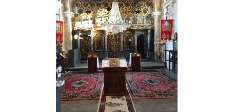 Завршена прва фаза адаптације пода у храму Светог Стефана Дечанског у Вилову