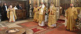 У Саборном храму у Новом Саду прослављен празник Христовог Рођења