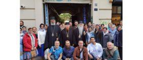 Гости из Украјинске Православне Цркве у посети Епархији бачкој