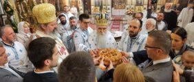 Престони празник Саборног храма у Новом Саду