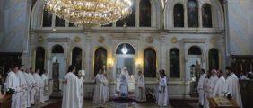 Владика Иринеј: Нека празник Вазнесења Господњег буде и празник нашега узношења из пролазности у непролазност!