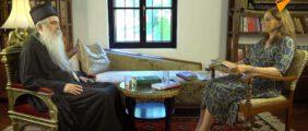 """Интервју са Епископом бачким г. Иринејем у емисији """"Док анђели спавају"""""""