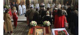 У Саборном храму у Новом Саду прослављен празник Воздвижења Часног Крста – Крстовдан