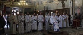 Литургијски прослављен имендан Епископа бачког г. Иринеја